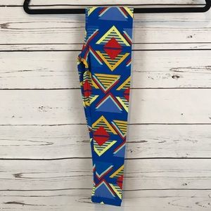 NWT! LulaRoe Kids S/M Leggings